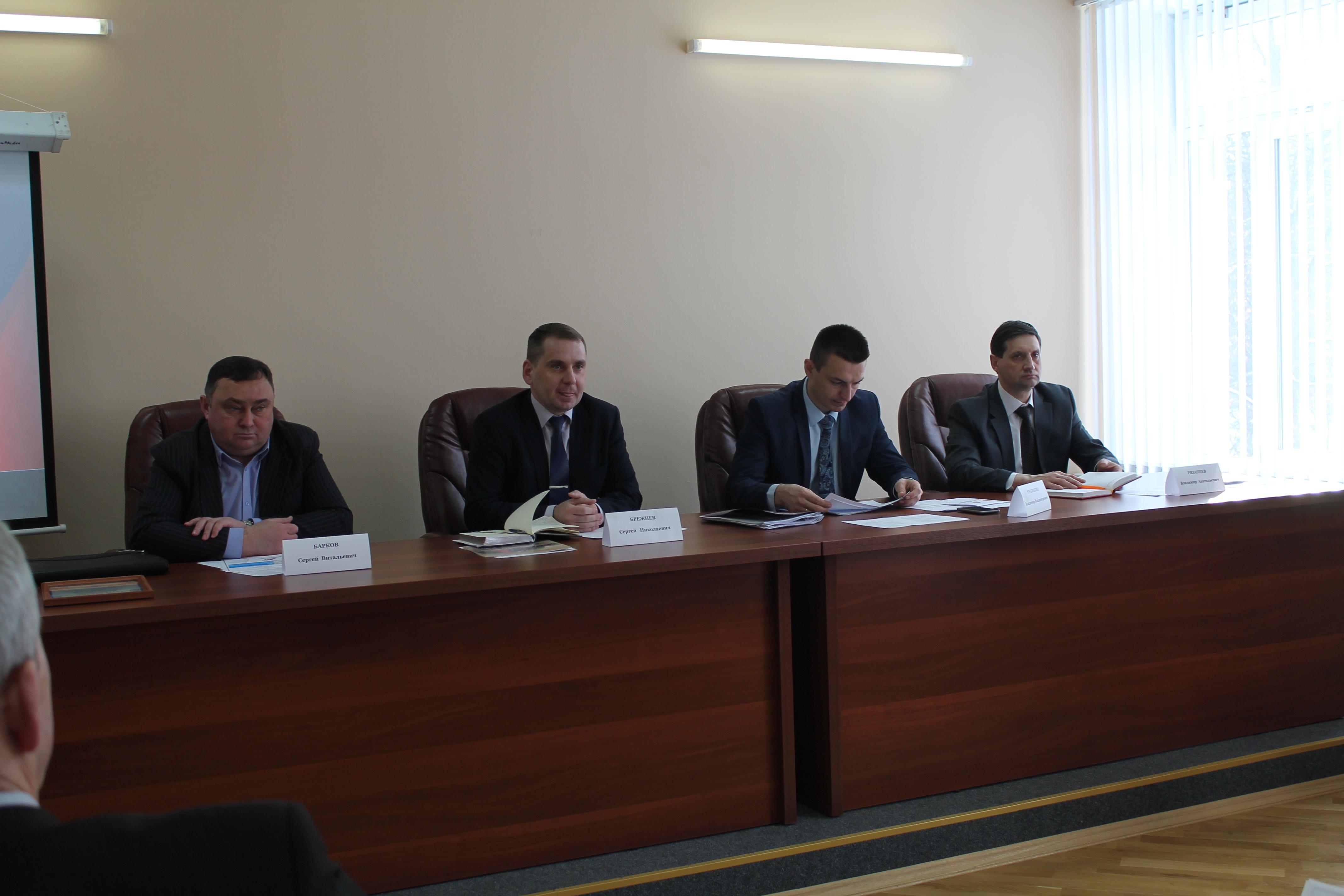 Сборы руководителей военно-патриотических клубов Курской области