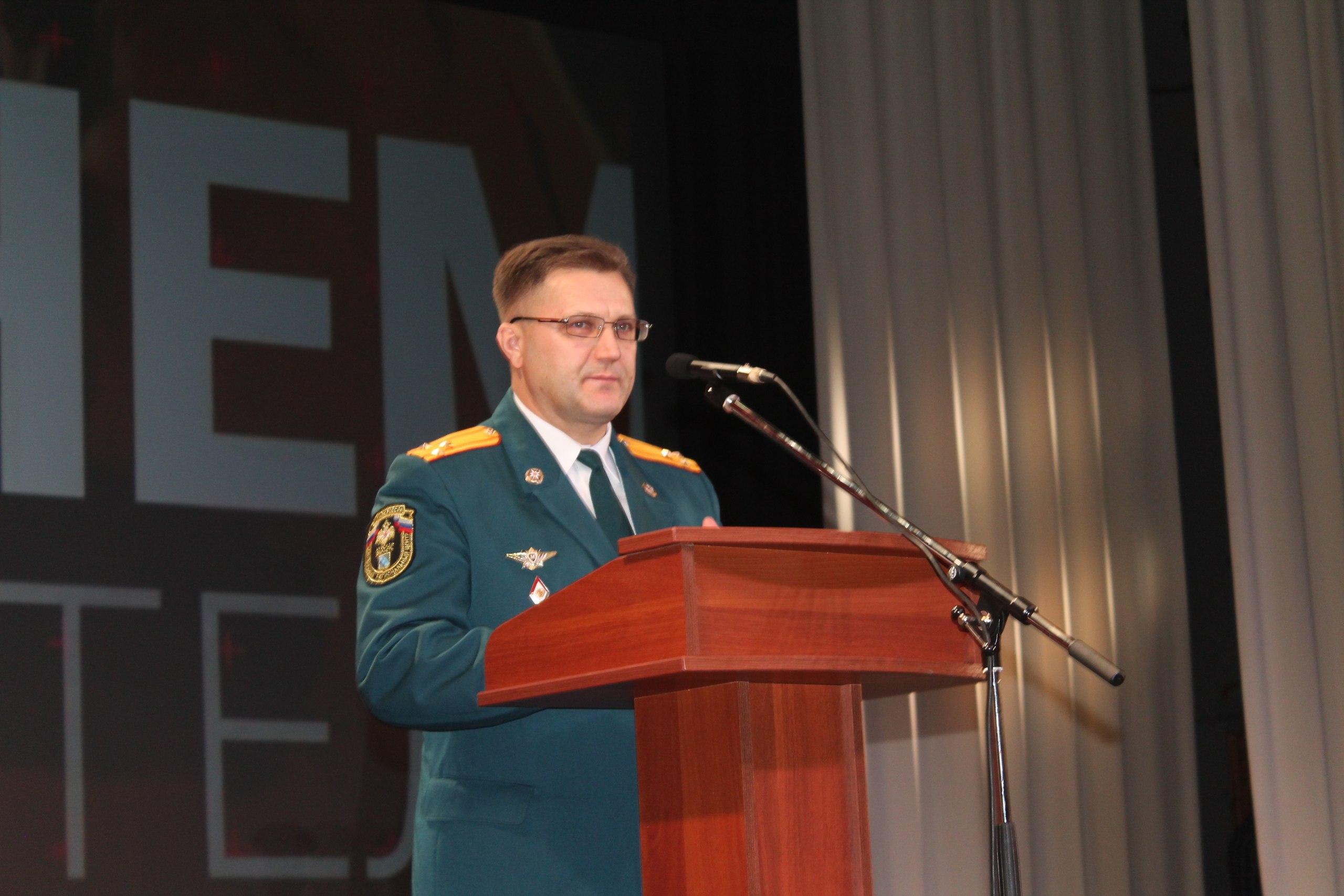 День спасателя Российской Федерации отмечают сотрудники МЧС Курской области