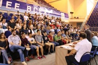 XII Всероссийские летние сельские спортивные игры в Курске