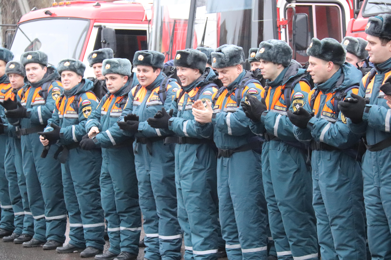Фестиваль молодых сотрудников федеральной противопожарной службы