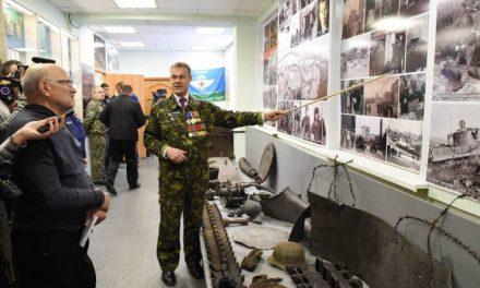 Открылась фотовыставка в музее Курской битвы