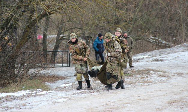 Результаты 2-ого этапа соревнований «Служу России»
