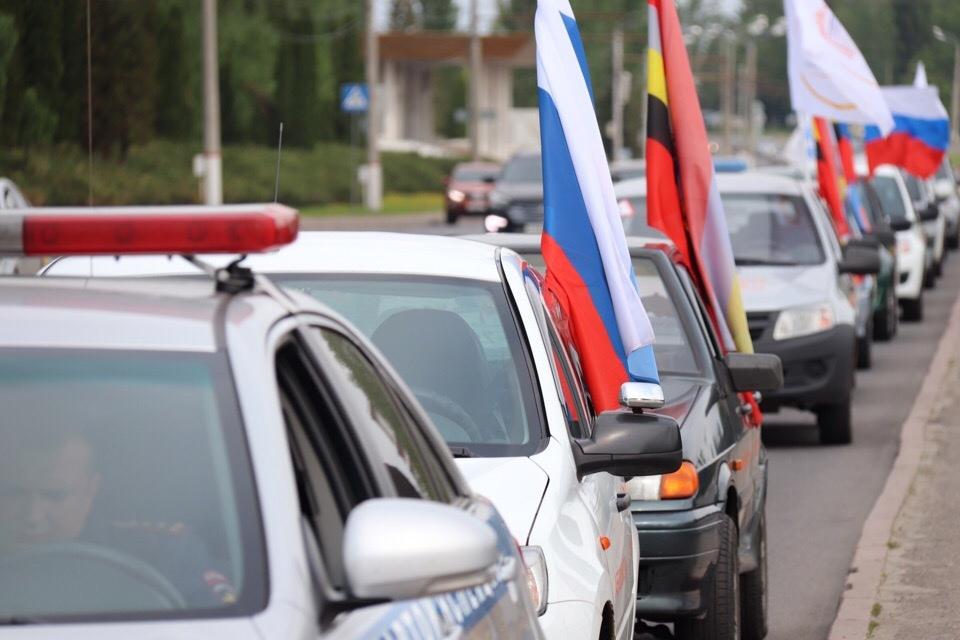 В Курске пройдет автопробе